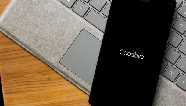 Un requiem per i cellulari Windows Phone