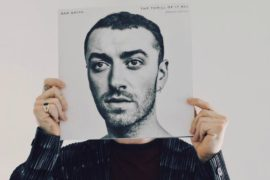 "Sam Smith canta a cuore aperto in ""The Thrill of It All"""