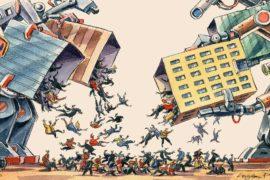 Robot e mondo del lavoro: apocalittici o integrati?