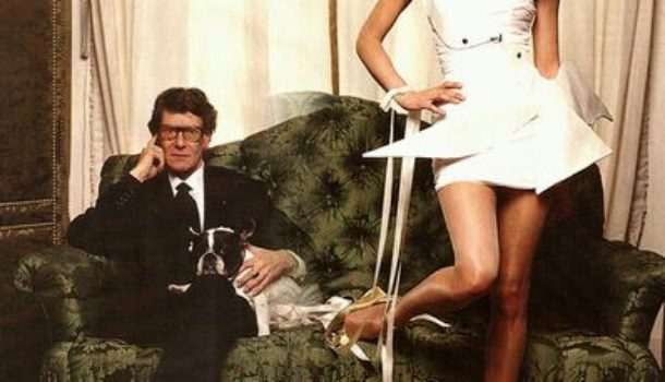 CELEBRATING Yves Saint Laurent