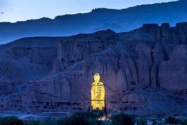 La ricostruzione virtuale dei Buddha di Bamiyan