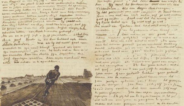 Van Gogh e la sua raccolta epistolare