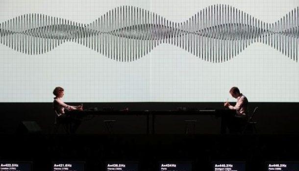 Arte cimatica: quando il suono genera la forma