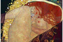 La violenza sessuale nella mitologia: la Danae di Klimt