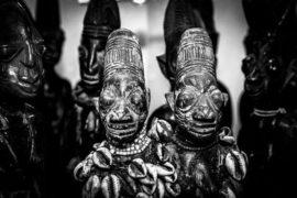 Oltre il deserto: l'arte africana