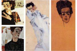Artista scandaloso, drammatico e innovativo: Egon Schiele