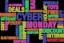 Cyber Monday: il giorno delle occasioni sui siti online