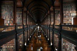 Le biblioteche: l'inestricabile legame tra libri e cinema