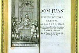 """Il """"Don Giovanni"""" di Molière"""