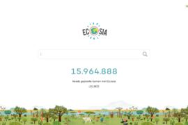 ECOSIA: QUANDO IL WEB SI FA ECOLOGICO