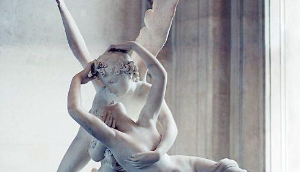 Il mito di Amore e Psiche raccontato dagli artisti