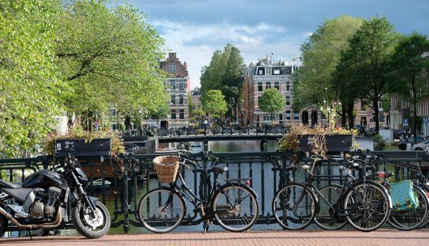 """I """"green coin"""" che fanno verde Amsterdam"""
