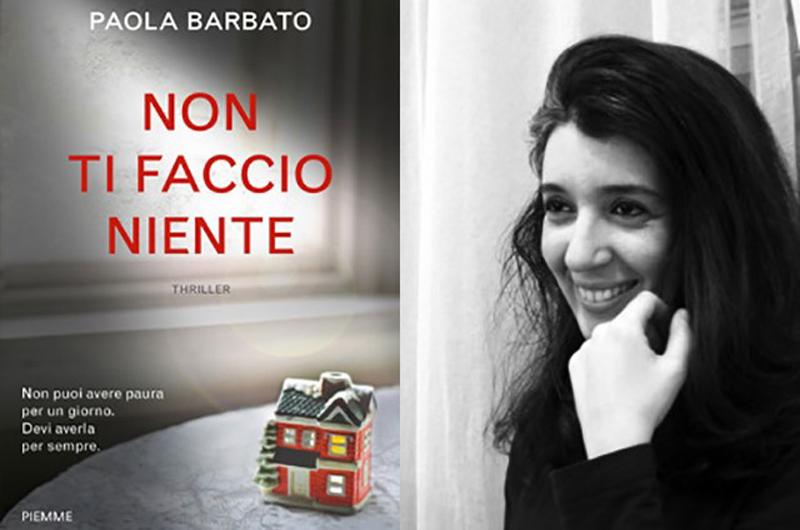 La paura è salvifica-l'intervista a Paola Barbato.
