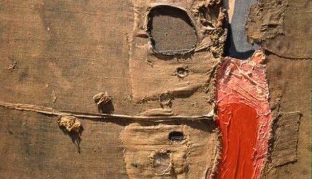Alberto Burri: l'ultimo artista del secolo scorso