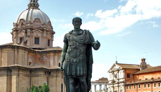 HISTORY MEN #1: Gaio Giulio Cesare, dalla nascita al primo consolato