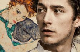 Egon Schiele tra inferno e passione:  in anteprima a Milano