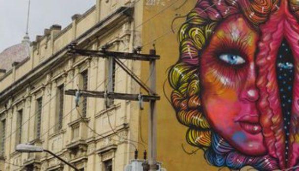 """""""Una donna così libera non si può immaginare"""": i graffiti di Panmela Castro"""