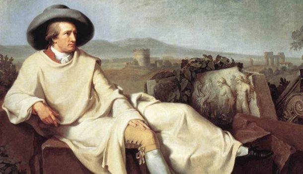 Elegia V: Goethe e l'eros romano