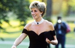 ICONS: Lady Diana's Revenge Dress
