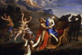 Mitologia greca: il ratto di Persefone