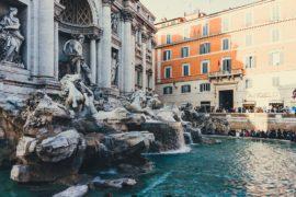 Vista con l'occhio dell'artista… Roma è bellissima!
