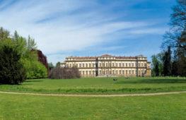 Fiocco bianco a Monza: è nato il parco letterario Regina Margherita