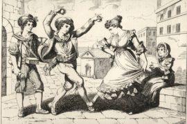 I canti popolari raccontano la storia: La Tammurriata nera