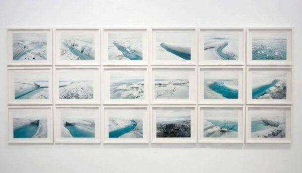 Above Zero: Gli scatti glaciali di Olaf Otto Becker