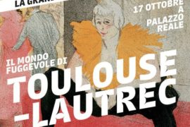 Toulouse-Lautrec a Palazzo Reale