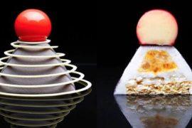 I dolci di Dinara Kasko secondo le leggi del design e dell'architettura