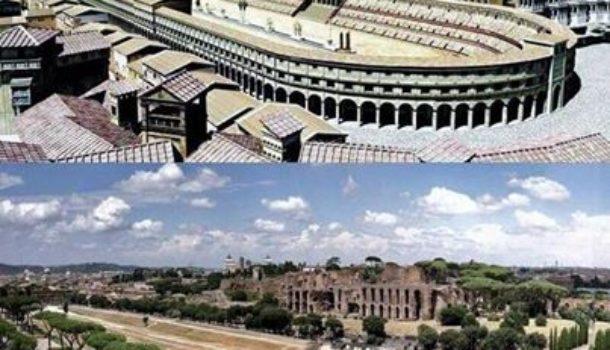 La città di Roma: tra rovine e rendering