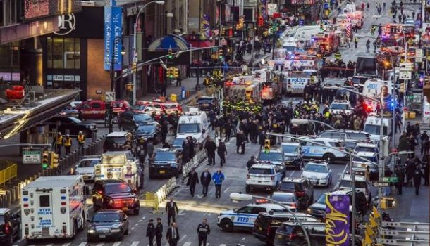 Attentato a New York: terrorista ha agito per vendetta.