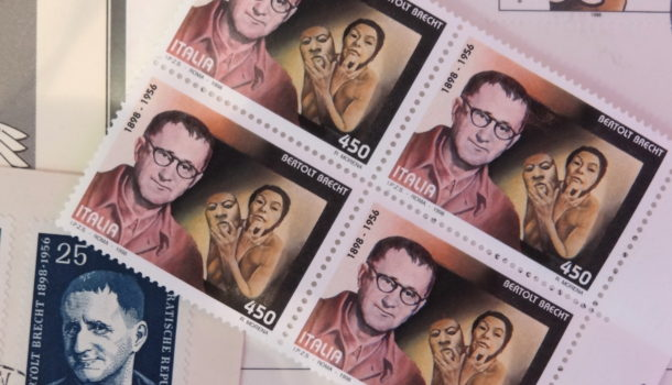 "Bertolt Brecht e  le ""Storie del signor Keuner"""