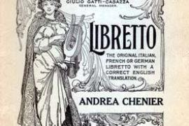 """Chi è Luigi Illica, librettista di """"Andrea Chénier"""""""