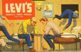 Blue jeans: nascita e successo di Levi's Strauss & Co.