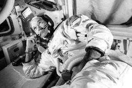 Michael Collins, astronauta dimenticato dell'Apollo 11