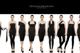 I Seven Easy Pieces di Donna Karan