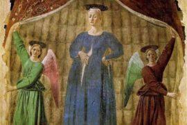 Un capolavoro a Monterchi: la Madonna del parto di Piero della Francesca