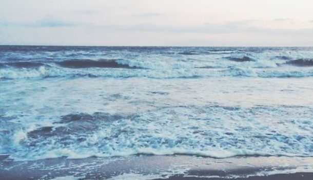 L'Oceano tra le braccia
