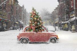 Padre gelo va in vacanza – Un racconto di Natale