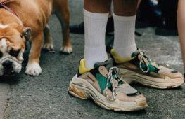 Il fenomeno delle ugly sneakers