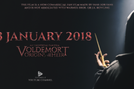 """Voldemort: Origins of the Heir"". Il fanmade delude"