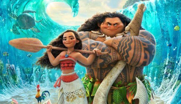 """""""Oceania"""": la storia di Vaiana, alla scoperta del mare"""