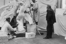 La Porta dell'Inferno di Auguste Rodin