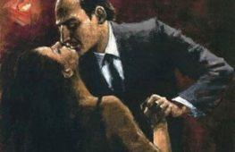 El tango de Fabian Perez