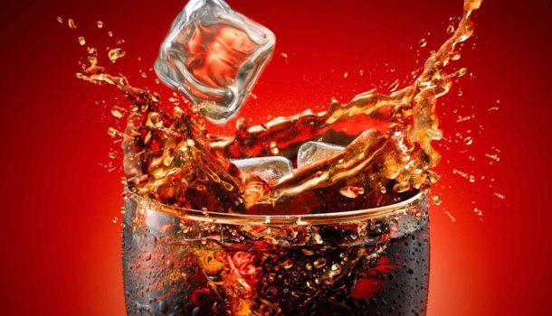 Coca cola e bollicine