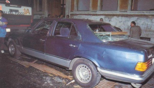 Il ritardo che sventò l'attentato mafioso a Costanzo
