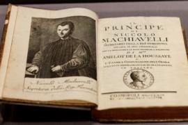 """LE DEDICHE DEL """"PRINCIPE"""" E DEI """"DISCORSI"""": MACHIAVELLI REPUBBLICANO O PRINCIPESCO?"""