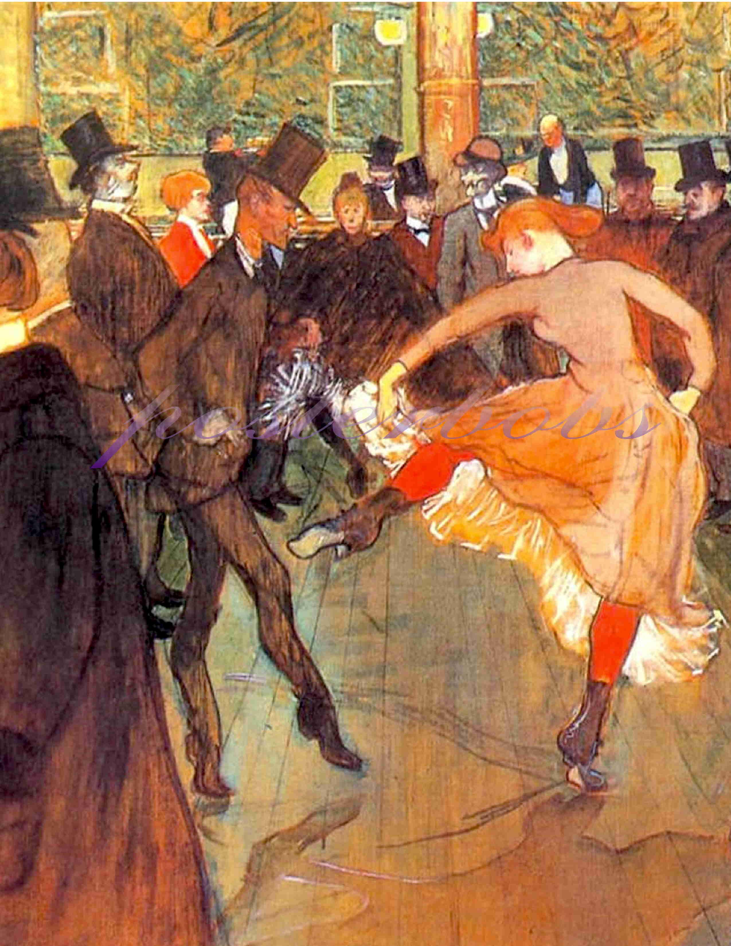 Mentre balliamo nella sera