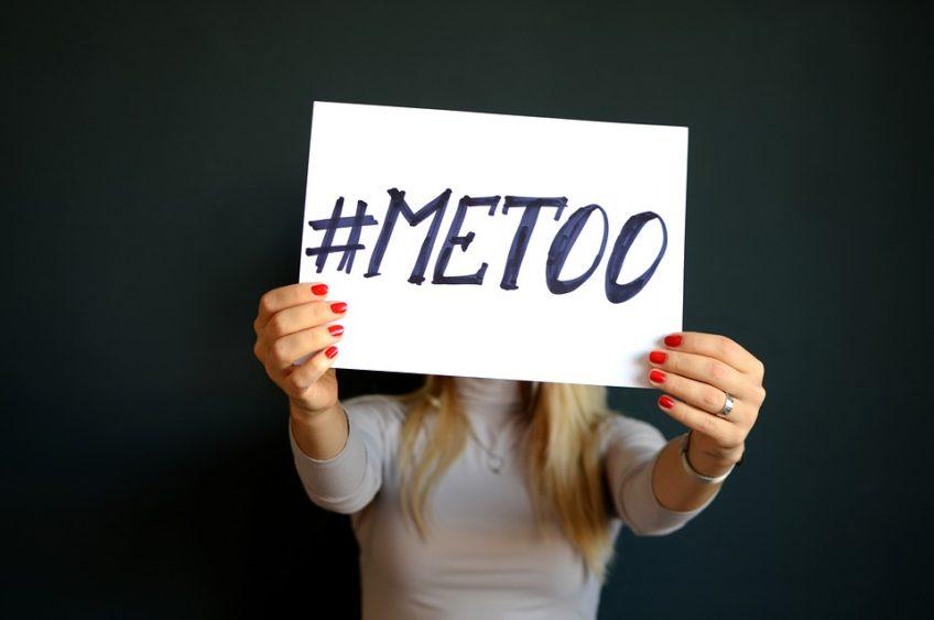 Il movimento femminista #MeToo è la persona dell'anno